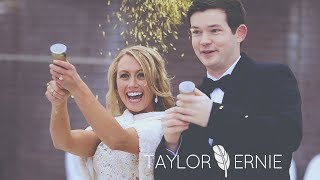 Sweet Tulsa wedding video | Mayo Hotel wedding