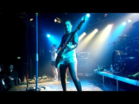 Dallas Kalevala – Moon Makes Me Happy – 5.10.2017 Lost In Music, Klubi, Tampere, Finland