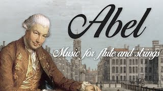 Abel: Music for flute and strings