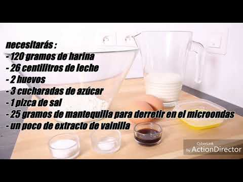 recette-crêpe-en-espagnol
