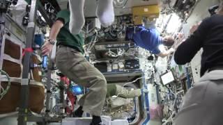 MannequinChallenge in Space - NASA