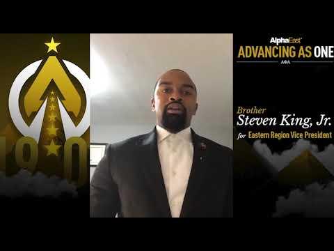 Why Steve - Bro. Bernard Grant (Advancing As ONE)