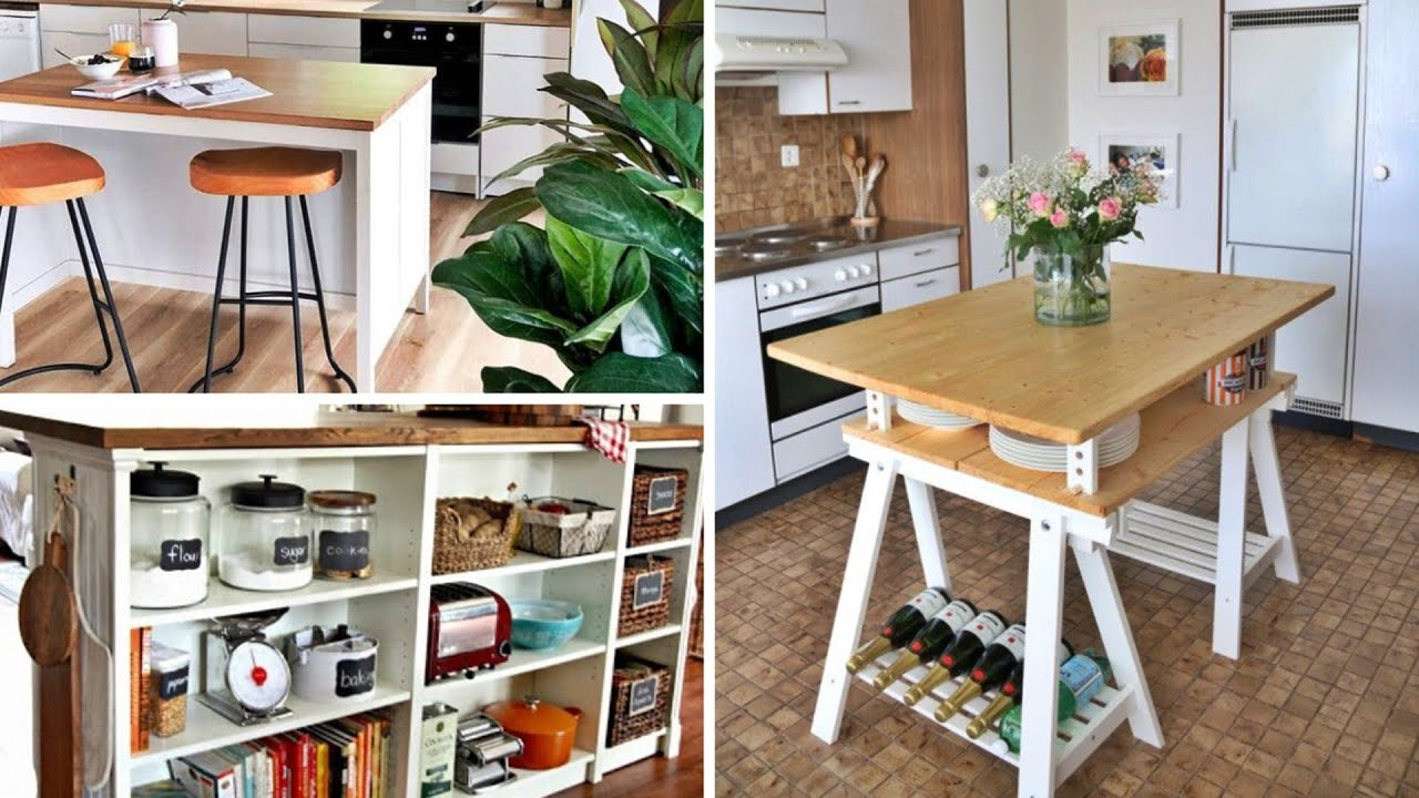 15 Amazing IKEA Kitchen Island Ideas