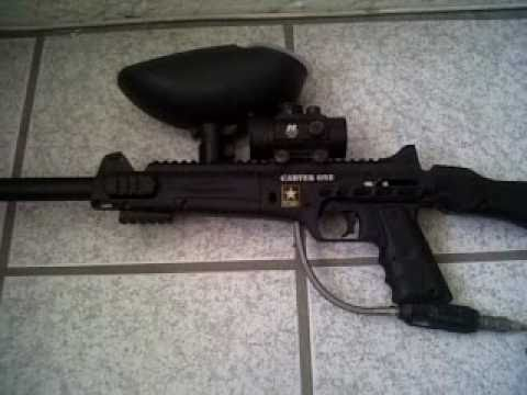 Tippmann US ARMY Carver One
