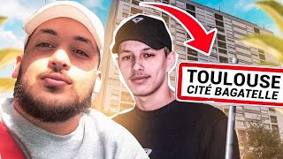 JE VAIS DANS LE QUARTIER LE PLUS CHAUD DE TOULOUSE (ft. Walid & Fake)