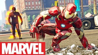 Top 10 HD Marvel Android Game 2018 [OFFLINE]