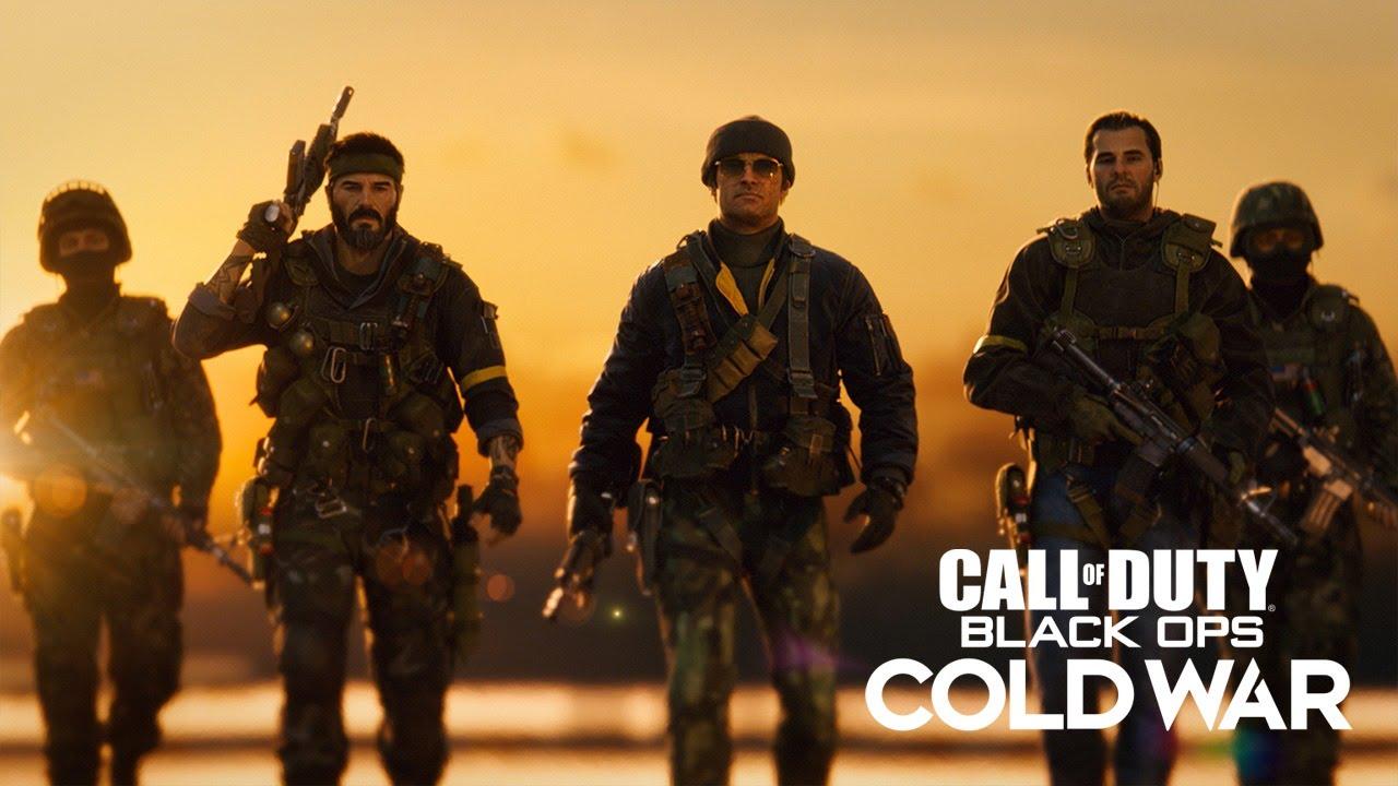 Call of Duty®: Black Ops Cold War - официальный трейлер