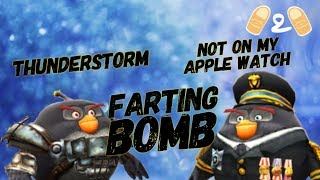 Angry Birds Evolution Bomb Event Thunderdome Not On My Watch Gameplay MPDC June 2018
