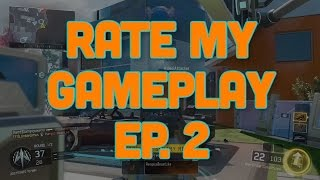 [Rate my Gameplay Ep. 2] Black Ops 3 Domination