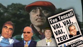 [Raro] Teo Teocoli - ''Vai, Vai, Vai, Teo!'' VHS 1999