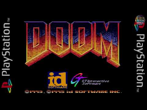 Сборник заставок игр 90-х и 2000 х на PlayStation