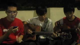 Anh chàng sinh viên Bách Khoa - Phạm Minh Thành - Huy BK ft. Tùng guitar cover