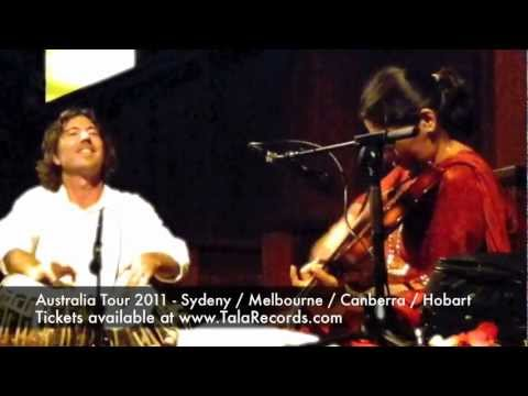 Kala Ramnath & Ty Burhoe - In Australia Nov 2011.m4v Mp3