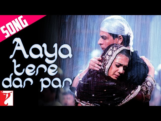 Aaya Tere Dar Par - Song - Veer-Zaara Travel Video