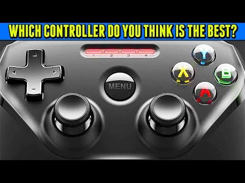 10 BEST Video Game Controllers of ALL TIME (CONSOLE EDITION)