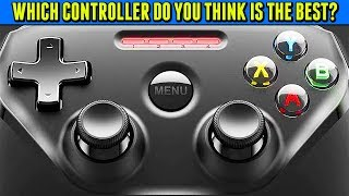 Gambar cover 10 BEST Video Game Controllers of ALL TIME (CONSOLE EDITION) | Chaos