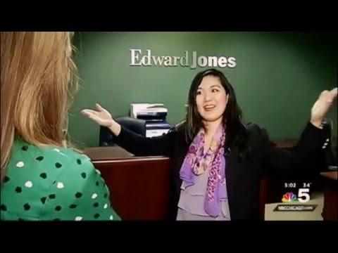 Kristin Anderson Interview- NBC 5 - EDWARD JONES