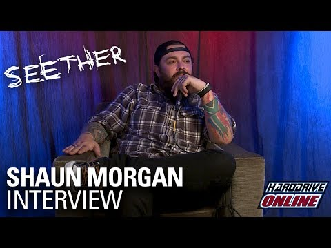 SEETHER'S SHAUN MORGAN talks Rise Above Fest, Suicide Prevention, Chester Bennington and more!