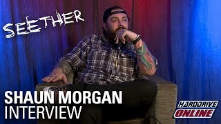 Seether39s Shaun Morgan talks Rise Above Fest Suicide Prevention and more  HardDrive Online