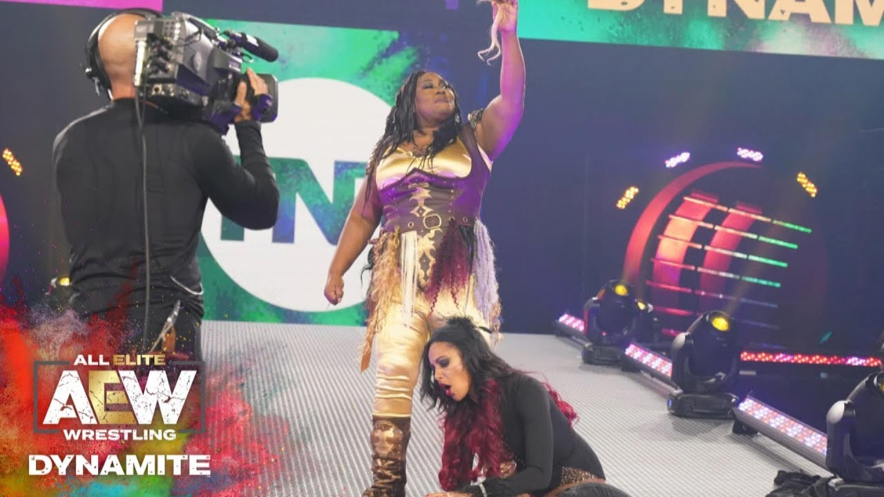Download #AEW DYNAMITE EPISODE 7: AWESOME KONG AND BRANDI TAKE ANOTHER TROPHY