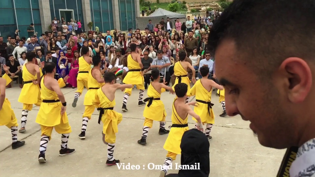 University of Human Development, Slemani, Kurdistan Region of Iraq | Shaolin School ( Part 1 )