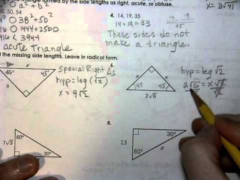 Geometry Semester 2 Midterm Review Part 1 Youtube
