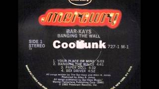 Bar-Kays - Your Place Or Mine (Electro-Funk 1985)