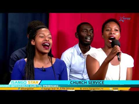 EPEE DU SALUT AVEC BRIDES OF JESUS#CHURCH SERVICE SHOW