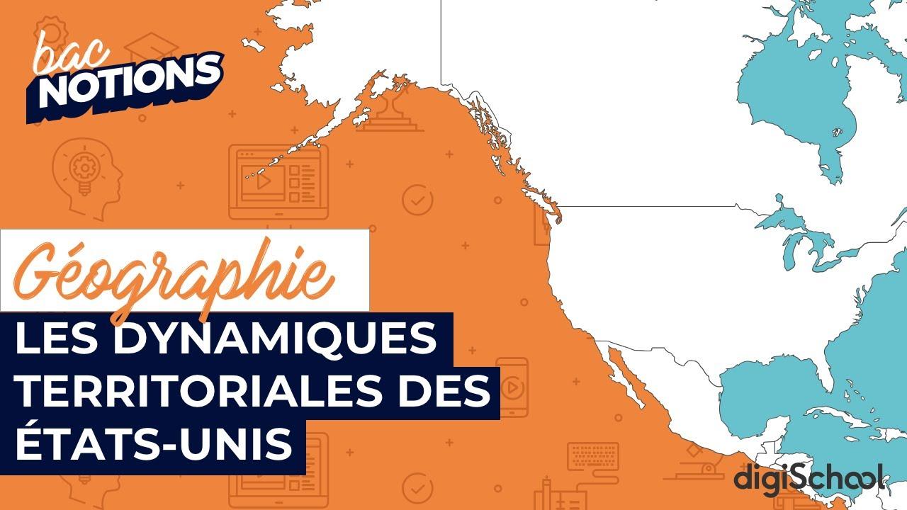 Croquis De Geographie Les Dynamiques Territoriales Des Etats