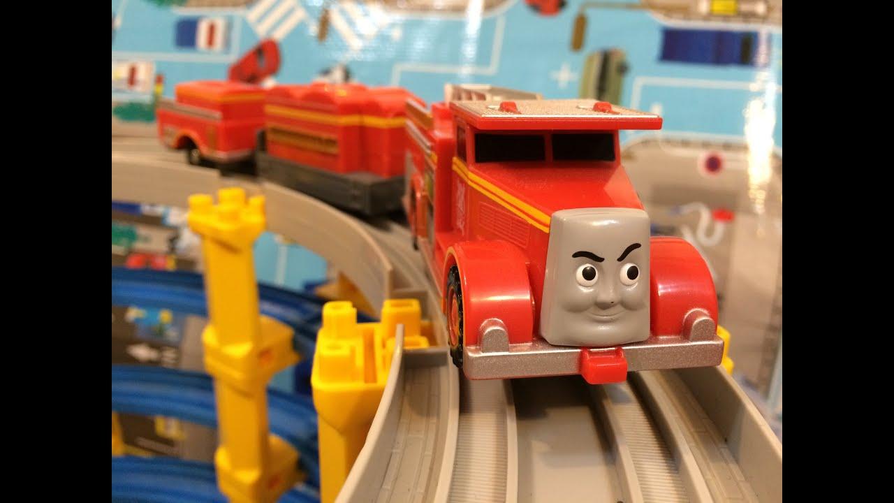 trains jouets petit train flynn thomas et ses amis. Black Bedroom Furniture Sets. Home Design Ideas