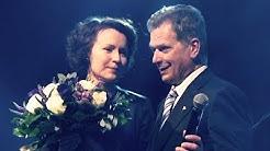 Presidentinvaalien vaalivalvojaiset 5.2.2012 • Saulin ja Jennin SUURI ILTA