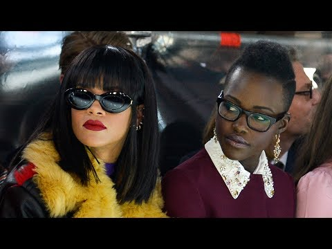 Rihanna & Lupita Nyong'o Movie Headed To Netflix After VIRAL Twitter Meme Mp3