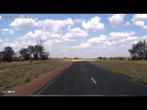 Video 293-Larapinta Drive - Hermannsburg to Wallace Rockhole w/Photos