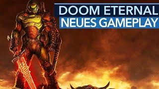 Doom Eternal: Livestream mit neuem Gameplay