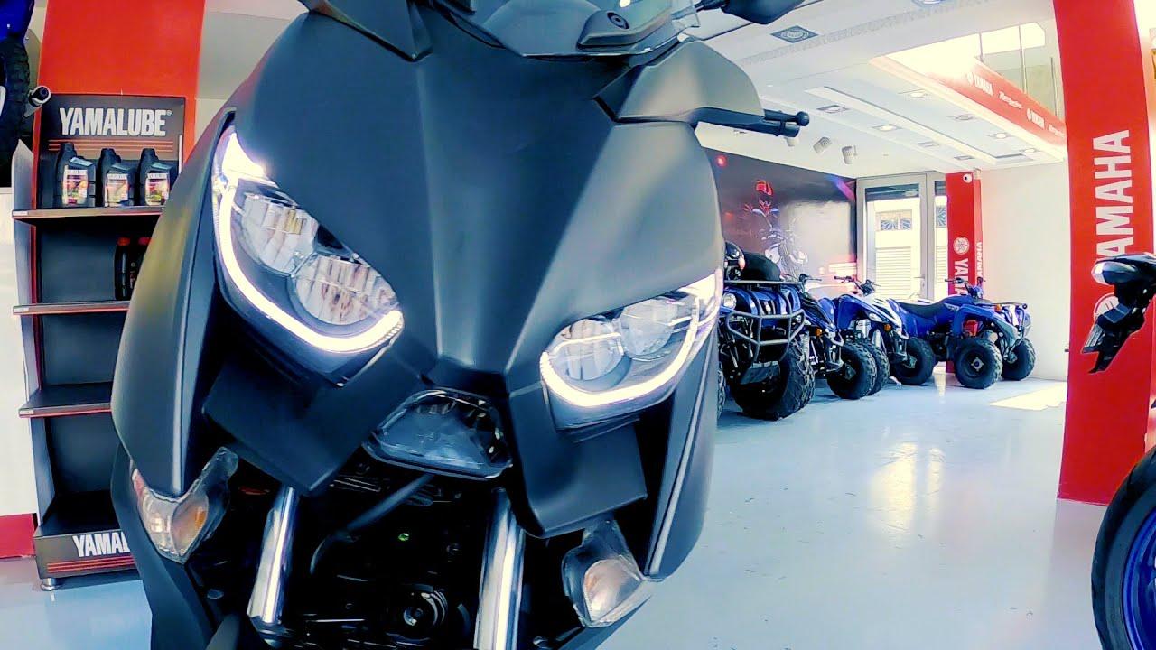 Xmax 300i Smart 2020 المراجعة الشاملة لدراجة /Full Review YAMAHA Xmax 300i 2020 Smart Antipatinage