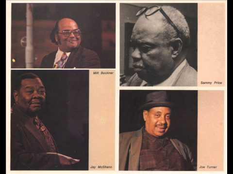 Resultat d'imatges de BOOGIE WOOGIE: Jay McShann - Milt Buckner - Joe Turner - Sammy Price - Lloyd Glenn - Willie Mabo