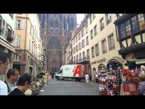 ستراسبورغ  فرنسا  Strasbourg, France