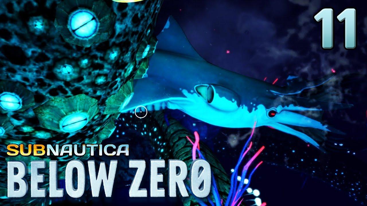 Subnautica Below Zero Ea Nl Ep11 Deep Twisty Bridges Youtube