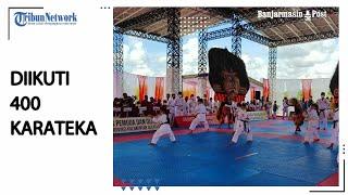 Diikuti 400 Karateka Seindonesia : Kejuaraan Nasional Karate Virtual Lembaga Karate-Do Indonesia