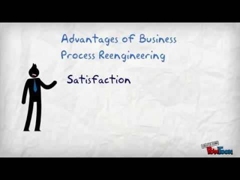 Advantages of Business Process Reengineering