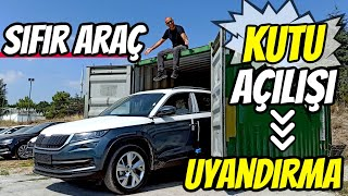 UNBOXING | We Evoked, Peeled and Washed | Skoda Kodiaq