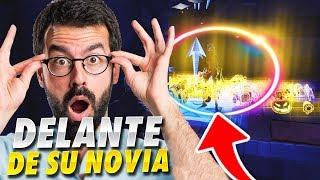 Le SCAMEO delante de SU NOVIA (Ver para creer) -Fortnite / ItsKrufy