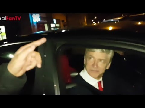 Arsene Wenger's Brilliant Response to Troopz!