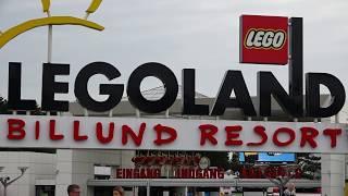 Das Abenteuer Dänemark - Von Legoland bis Skagen über die Nordseeküste zurück 2015