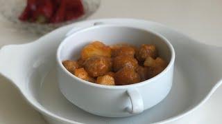 Evde yemek yoksa buzlukta suluköfte var,en lezzetli en pratik eski yemeklerimizden sulu köfte!!