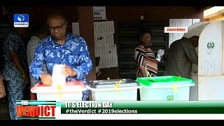 Peter Obi Votes, Says He Was Harrased On Election Eve