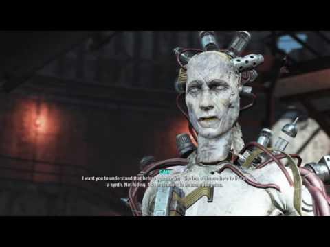 Fallout 4 Far Harbor DLC Gameplay |