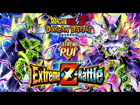 EXTREME Z BATTLE CELL PUI | JAP | ROAD TO 1000 ABOS