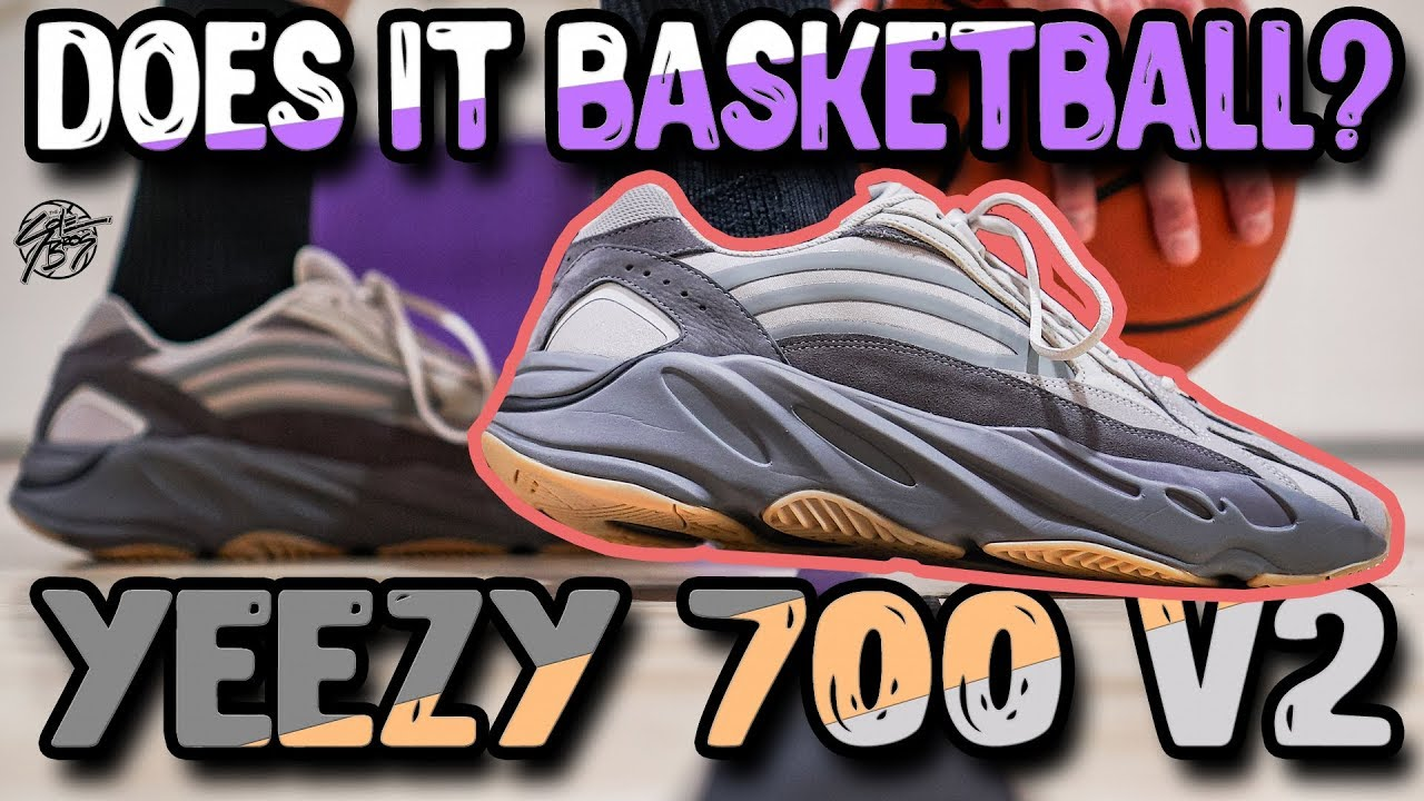competitive price f60e1 77640 Does It Basketball? Adidas Yeezy Boost 700 V2!