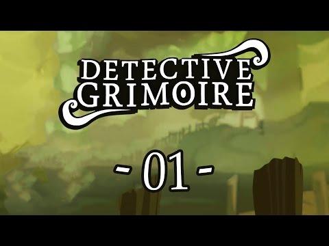 Detective Grimoire #01 - Mord im Sumpf ♦ Let's Play Detective Grimoire